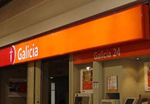 Sucursal del Banco Galicia